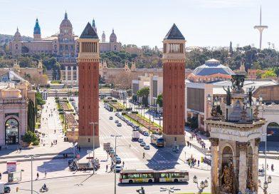 cartes espagne barcelone