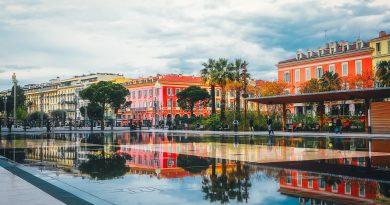 Cartes et plans détaillés de Nice